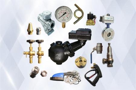 لوازم جانبی | تجهیزات | تجهیزات جانبی | spare parts