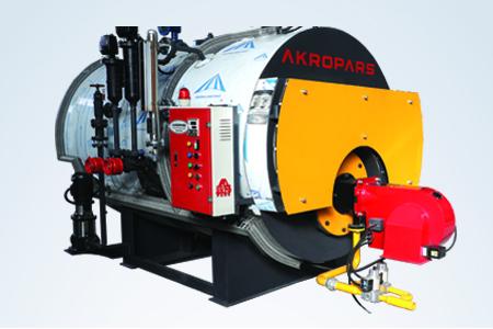 دیگ بخار | بویلر | steam boiler
