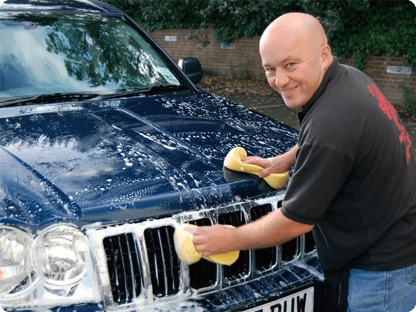 روشهای شستشوی اتومبیل