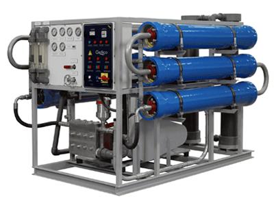 ساخت دستگاه تصفیه آب