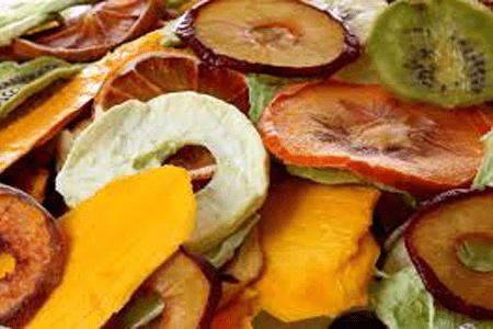 بررسی تغییرات کیفیت طی خشک کردن میوه و سبزیجات