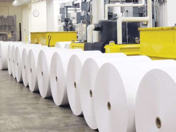 دیگ بخار کاغذسازی
