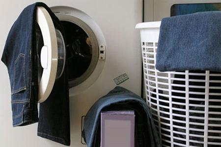 ترفند های شست شلوار جین با ماشین لباسشویی