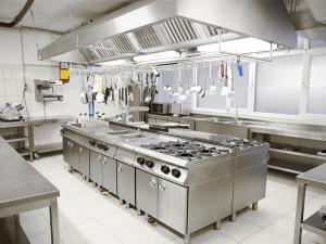 تجهیزات آشپز خانه های هتل