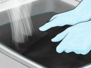 شستن لباس ها با آب داغ ممنوع