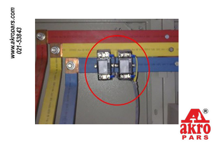 ترانس جریان تابلو برق