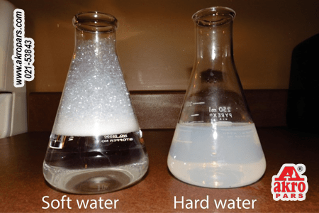 کاهش سختی آب به روش آهک زنی