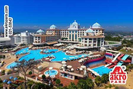 اصطلاحات در نامگذاری هتل ها