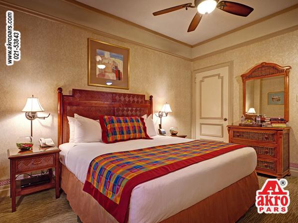اتاق دو نفره هتل