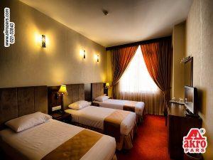 اتاق سه نفره هتل