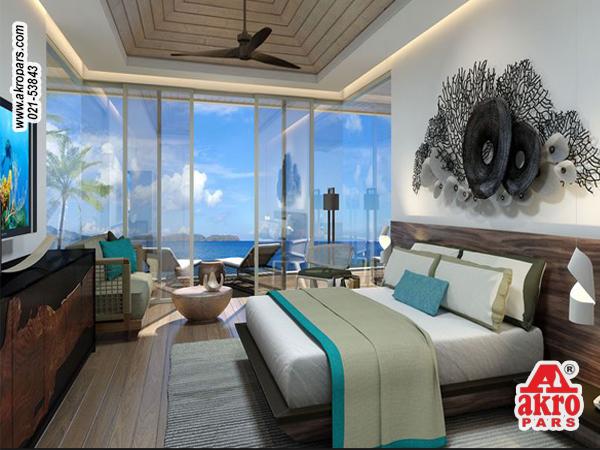 اتاق در هتلهای چهار ستاره