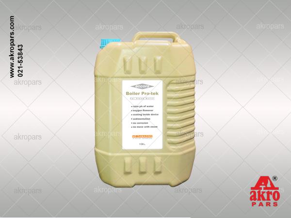 ماده بهسازی آب دیگ بخار جهت جلوگیری از رسوبگذاری و خوردگی