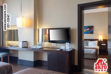 اصطلاحات مربوط به اتاقها در هتل