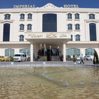 هتل ۵ ستاره امپریال ارس