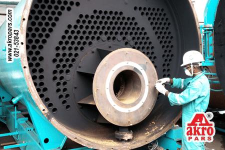 تعمیرات دیگ بخار