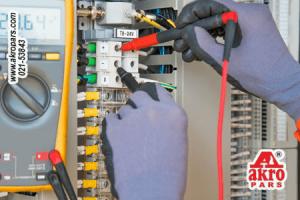 کنترل و ابزار دقیق در واحد دیگ بخار